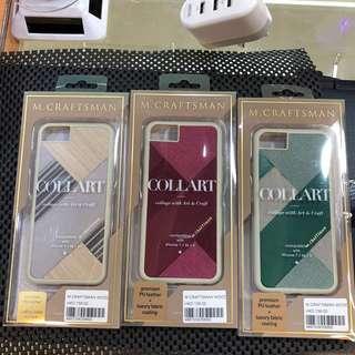 iPhone 7 M. Craftsman COLLART Case