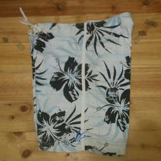 Billabong floral boardshort original