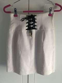 New Japanese brand Pinky girls 斯文裙 light pink skirt