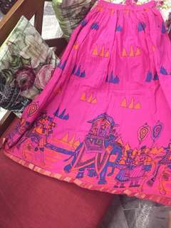 (BN) Promotion for this week-Pink Long Skirt