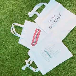 自家創作實用環保袋✖️惡攪品牌