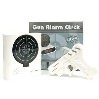Shooting Gun Alarm Clock - 射擊手搶鬧鐘 - Ref A0672