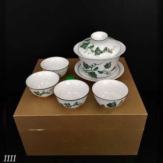 Chinese Tea Set 茶具 (1)