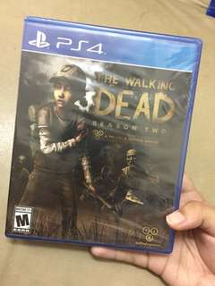 PS4 WALKING DEAD (SEASON 2) TELLTALE SERIES