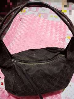 Gucci hobo bag preloved