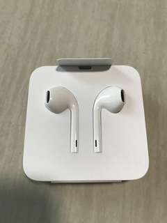 Apple EarPods (Lightning插頭)