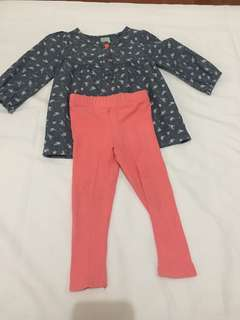 Kid's Shirt &Pants