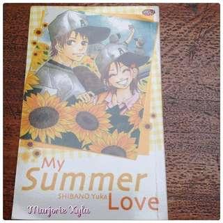Komik One Shot - My Summer Love - Shibano Yuka