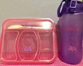 Personalized custom lunchbox set