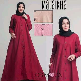 Dress cotton busui malaikha