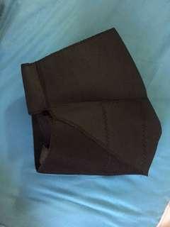 Slimming belt black