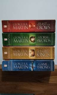 A Song of Fire and Ice (Game of Thrones)