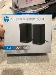 電腦喇叭 HP S5000