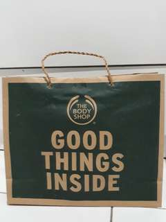 Body Shop Shopping Bag Small