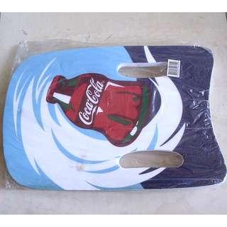 全新未用過90年代產品可口可樂浮板一塊
