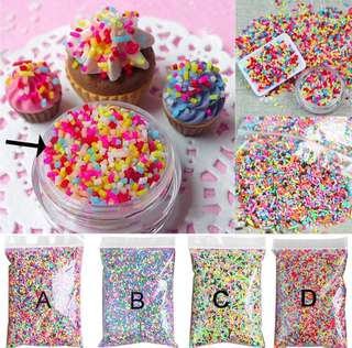 [PO]Fake sprinkles for slime