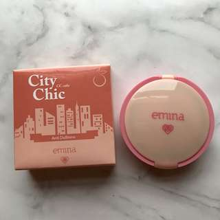 [Emina] City Chic CC Cake