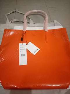 Lacoste vertical tote bag BNWT