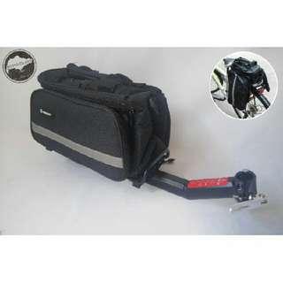 Pannier Bag and Rack
