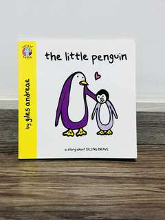 Giles Andreae The Little Penguin (World of Happy)