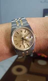 Rolex 17013 Oysterquartz