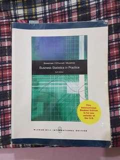 AB1202 Statistics & Analysis Textbook