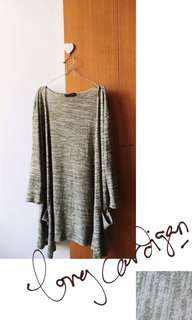 Long cardigan from Sixence