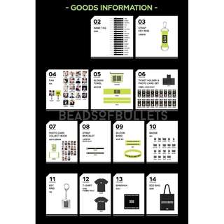 NCT 2018 OFFICIAL GOODS