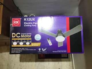 KDK K12UX Nikko Junior Ceiling Fan