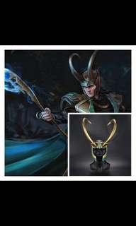 Loki Helmet 1:1 Thor 3