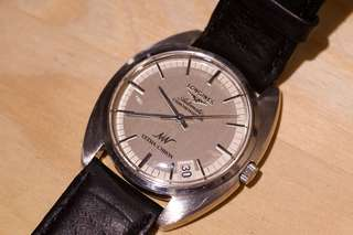 Longines Ultra Chron Chronometer not seiko iwc omega