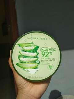 Jamin Ori 100% nature republic Aloe Vera