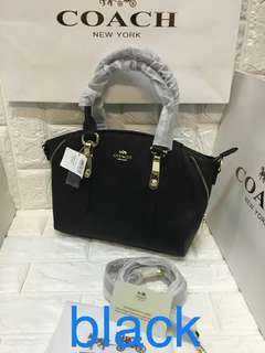 COACH handbag/sling bag