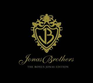 Jonas Brothers album (Bonus Jonas Edition)