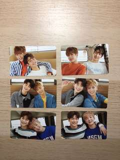 QYOP ASTRO astroad photocards