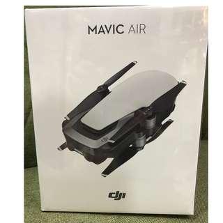 100% 全新 DJI MAVIC AIR BASIC SET 原裝香港行貨