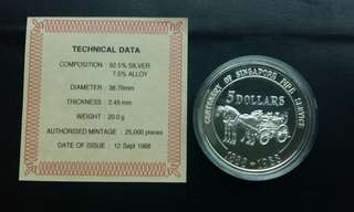 Sterling Silver proof coin