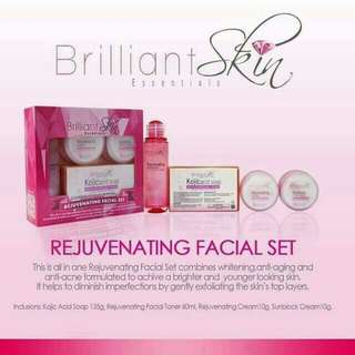 (On-hand) Brilliant Skin Rejuvenating Set