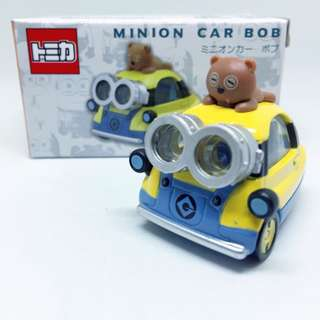Takara Tomy Tomica Minion Car Bob (Universal Studios)