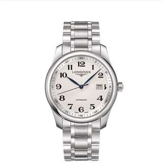 Longines master collection men's watch