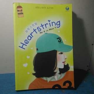Novel Kpop Blood Type Series Heartstring Mr B vs Miss O – Adeliany Azfar