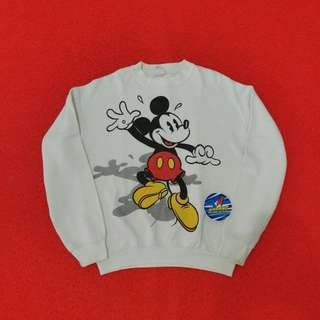 crewneck / sweater mickey mouse