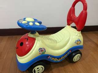 Toy Car Walker