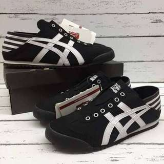 Onitsuka Tiger Canvas Slip-on OEM FOR MEN AND WOMEN