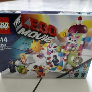 LEGO THE MOVIE 70803
