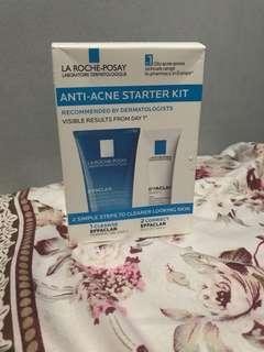 La roche posay anti acne starter kit