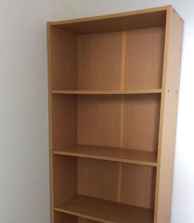 Set of 2 Book Shelves