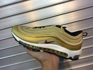 Nike 97 gold