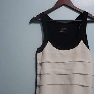 Zara Evening Collection White Dress