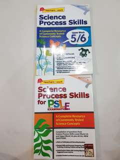 P5/6 PSLE Science Assessment Bk